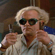 Dr. Emmett L. Brown